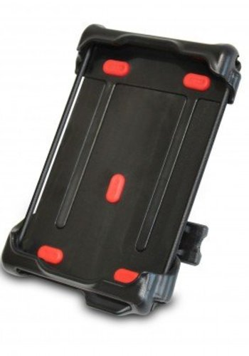 Delta XL Handlebar Mounted Phone Holder, Black