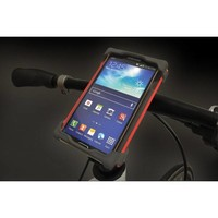 Delta XL Handlebar Mounted Phone Holder, Black