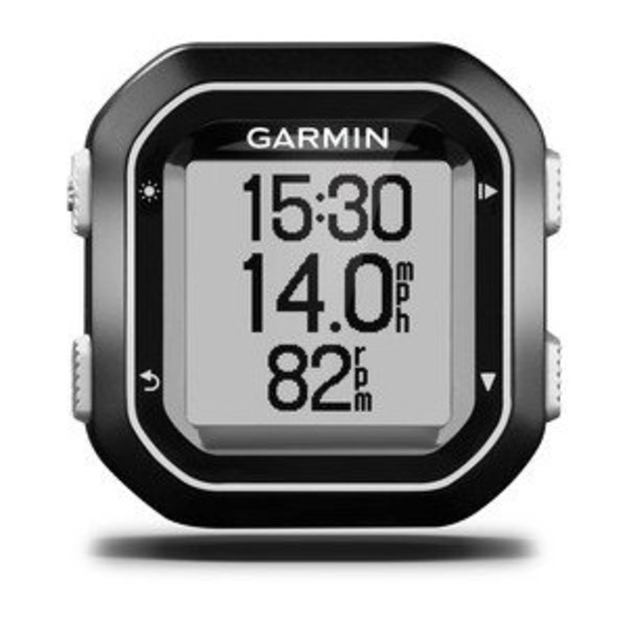 Garmin Edge 25 GPS Cycling Computer