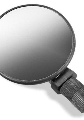 3rd Eye Handlebar End Mirror Round