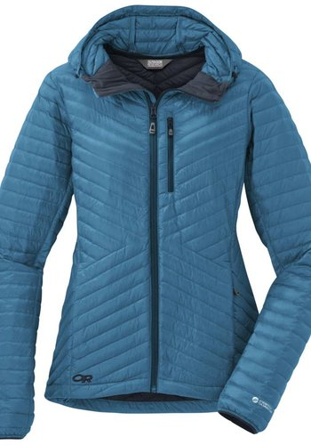 Outdoor Research OR Verismo Hooded Down Jacket W