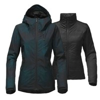 TNF Clementine Triclimate Jacket