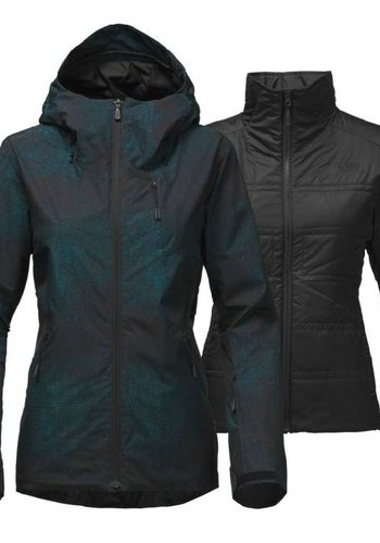 The North Face TNF Clementine Triclimate Jacket