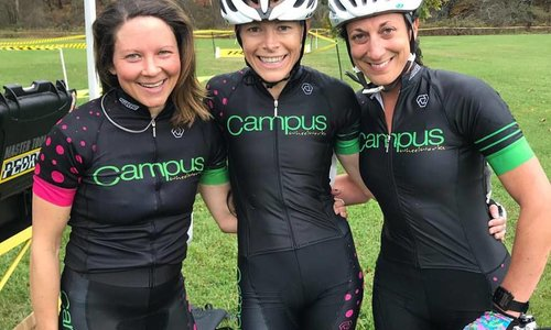 Campus Race Team Wins in 2017 Cross Series