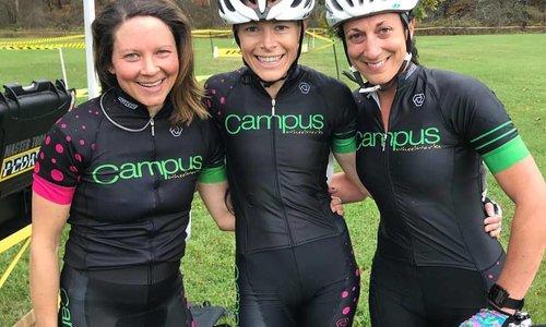 Campus Race Team Wins in 2017 Cross Series