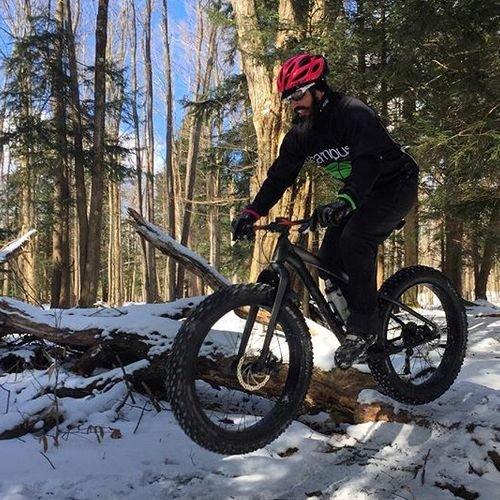 Active Men's Winter Gear