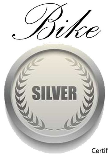 Silver Bike Tune Up Flat Bar Gift Certificate