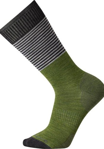 Smartwool Tailored Stripe Crew Socks