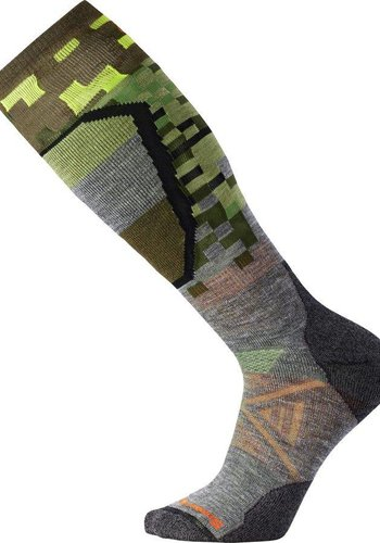 Smartwool PhD Ski Med Pattern Socks