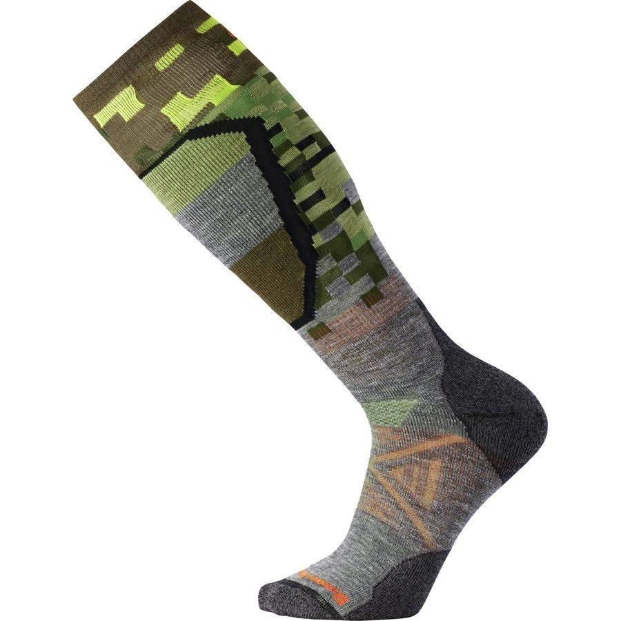 Smartwool PhD Ski Med Pattern Socks