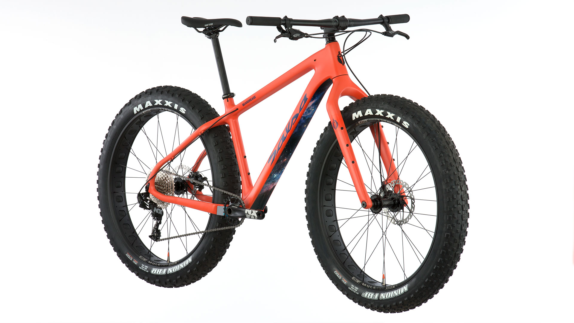 Salsa Beargrease Fat bike