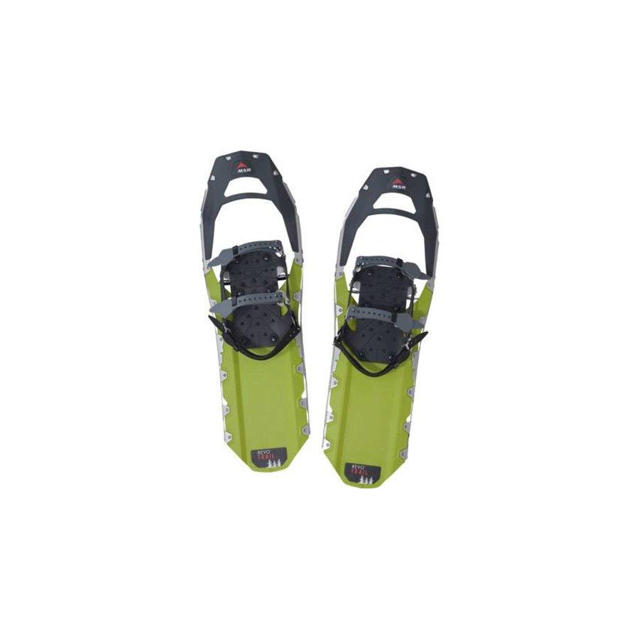 MSR Revo Trail 25 Snowshoes Rave Green