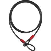 Abus Cobra Cable 4.6' Black