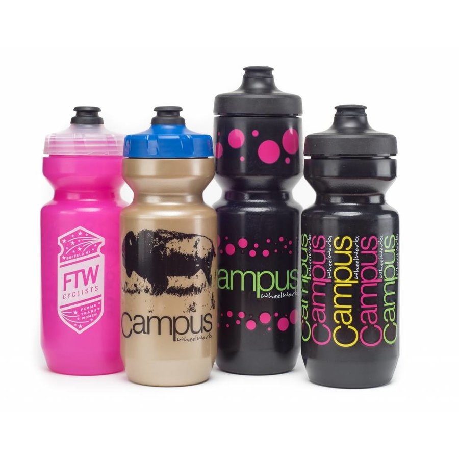 Purist Campus Bottle Black 26oz
