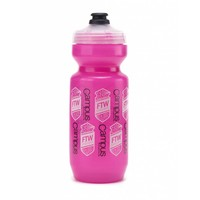 Purist FTW Bottle Trans Pink 22oz