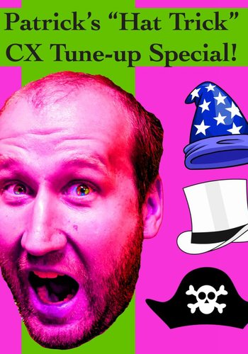"""Patrick's """"Hat Trick"""" CX Tuneup Special"""