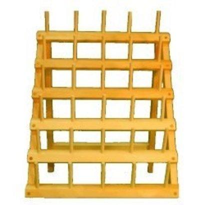 30 Spool Thread Rack