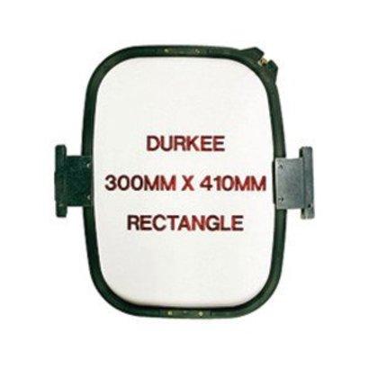 Durkee Durkee 12 X 16 (300mm x 410mm) Rectangular Hoop, 400MM Needle Spacing, Meistergram Compatible