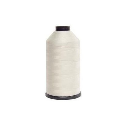 Fil-Tec Bonded Nylon 69 weight 4 OZ cone Color - White