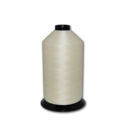Fil-Tec Bonded Nylon 138 weight 1Lb cone Color - Ivory