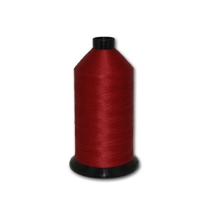 Fil-Tec Bonded Nylon 69 weight 1Lb cone Color - Crimson
