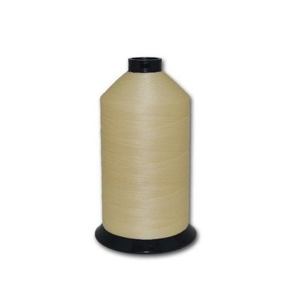 Fil-Tec Bonded Nylon 69 weight 1Lb cone Color - Eggshell