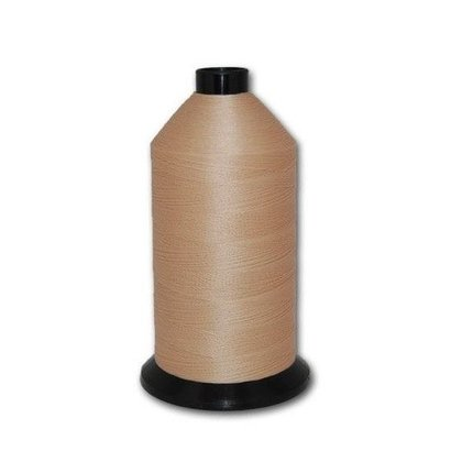 Fil-Tec Bonded Nylon 69 weight 1Lb cone Color - Linen
