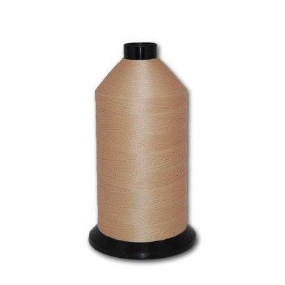 Fil-Tec Bonded Nylon 69 weight 1Lb cone Color - Linen