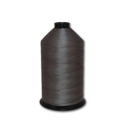 Fil-Tec Bonded Nylon 69 weight 1Lb cone Color - Midnight Grey