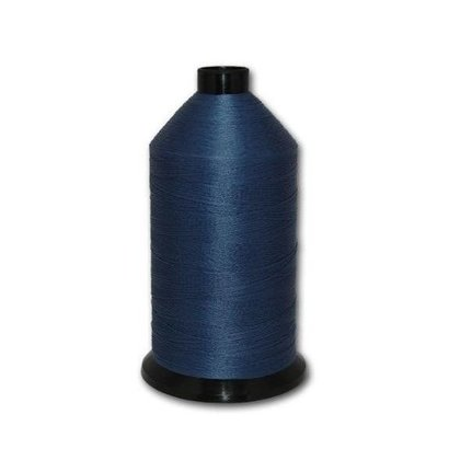Fil-Tec Bonded Nylon 69 weight 1Lb cone Color - Sapphire