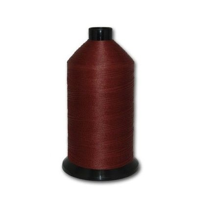 Fil-Tec Bonded Nylon 69 weight 1Lb cone Color - Terra Cotta