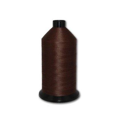 Fil-Tec Bonded Nylon 69 weight 4 OZ cone Color - Dark Brown
