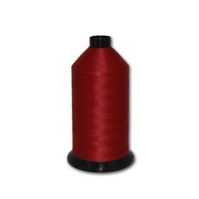 Fil-Tec Bonded Nylon 92 weight 1Lb cone Color - Crimson