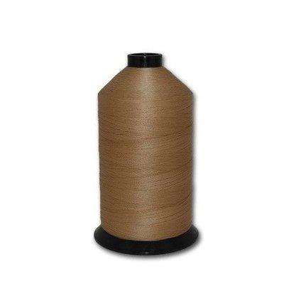 Fil-Tec Bonded Nylon 92 weight 1Lb cone Color - Sand