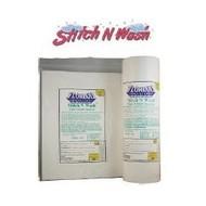 "Floriani's Stitch N Wash Fusible 1.5oz 12"" x 10 yds"