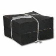 "Stitch Backers HV 9925 6""x6"" Precut Black Cutaway 250pc 2.5oz"