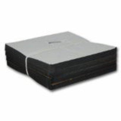 """CD29 Black Cutaway 3.75 oz. 8""""x8"""" precuts 100 count"""