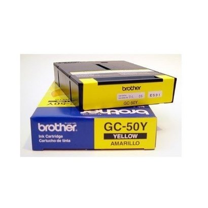 Brother Ink Cartridge (Yellow) 250cc