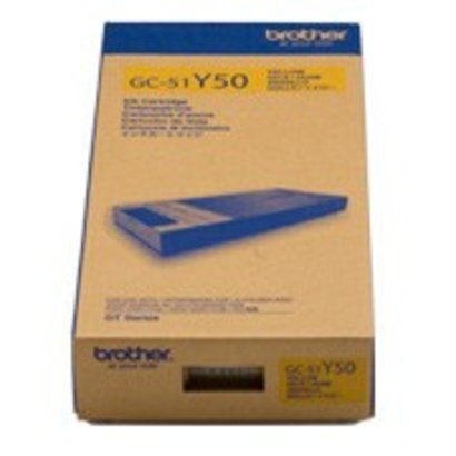 Brother Ink Cartridge (Yellow) 500cc