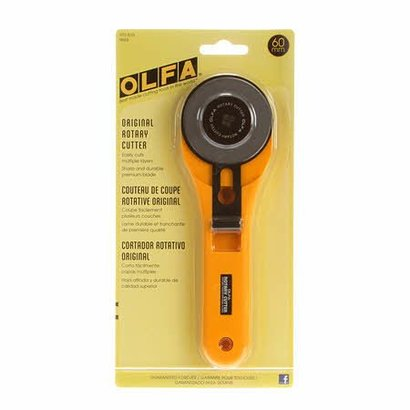 Checker 60mm x-Large Rotary Cutter