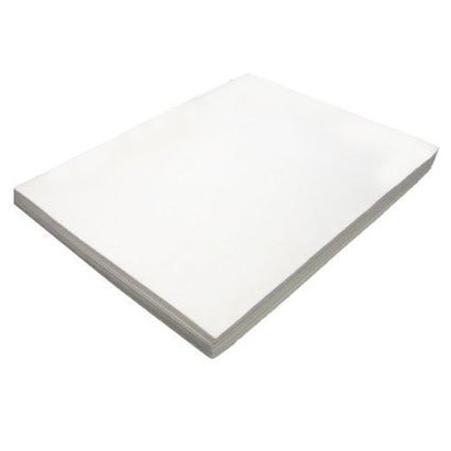 3MM Puffy Foam - White,1 sheet 12 inch  x18