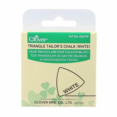 Checker Tailors Chalk White