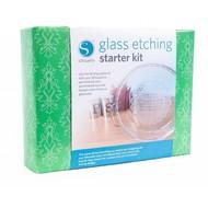 Graphtec glass etching starter kit
