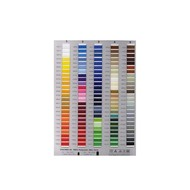Isacord Color Thread Chart