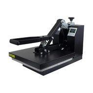 "Ricoma Portrait Style High Pressure Flat Heat Press 15""x15"