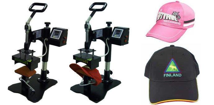 Ricoma Hat Heat Press Machine Sewingmachine Com