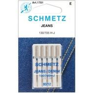 Schmetz Jeans Needles size 12