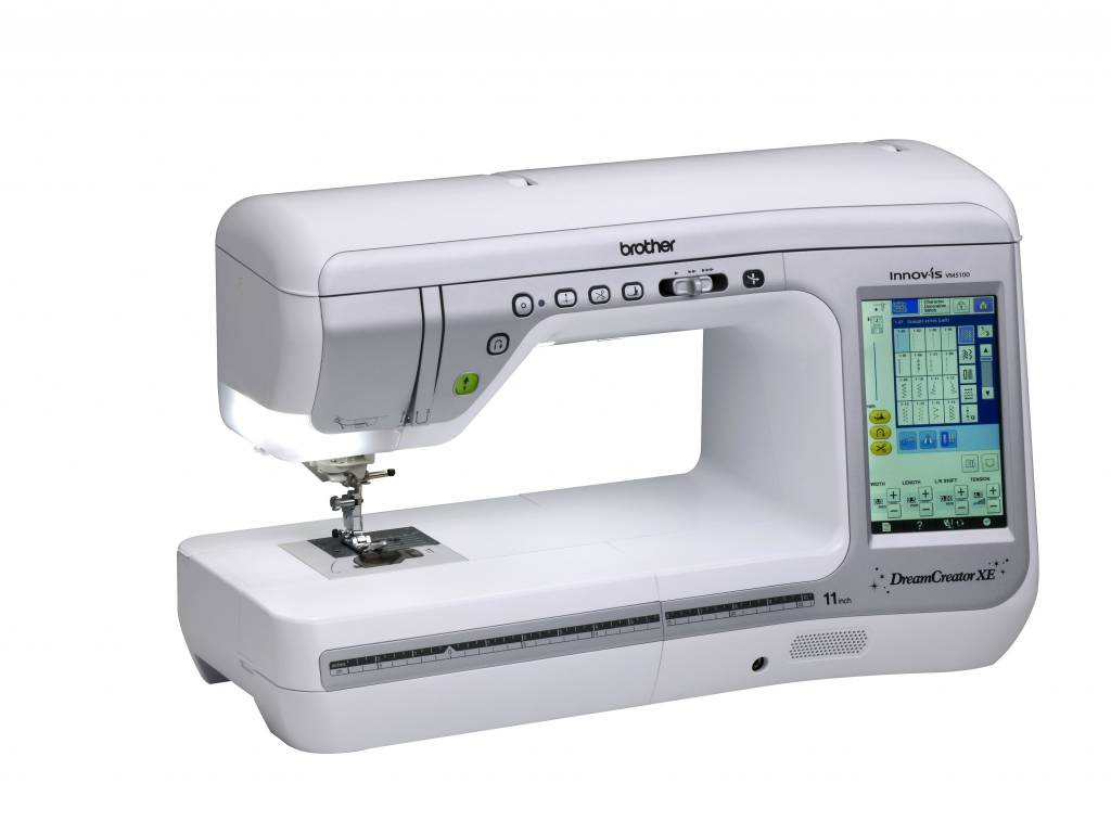 Brother Dreamcreator Vm5100 Embroidery Machine