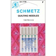 Schmetz Quilting Needle Needle,sizes 11, 14