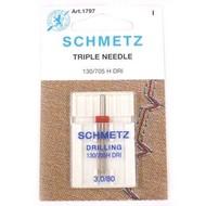 Schmetz Schmetz Triple Needle size 10